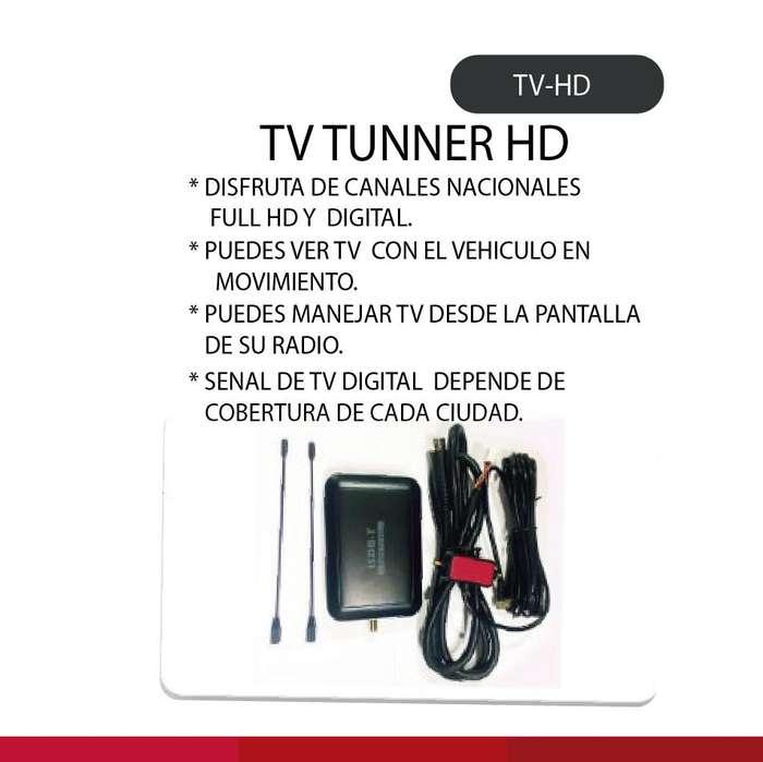TV TUNNER HD