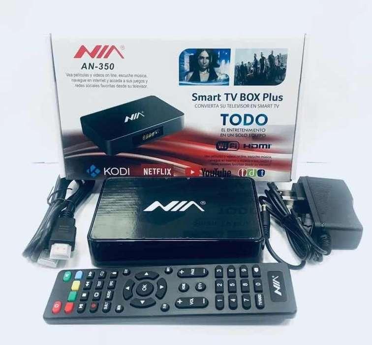 Tv Box Con Tdt Nia An-350 Hd Netflix