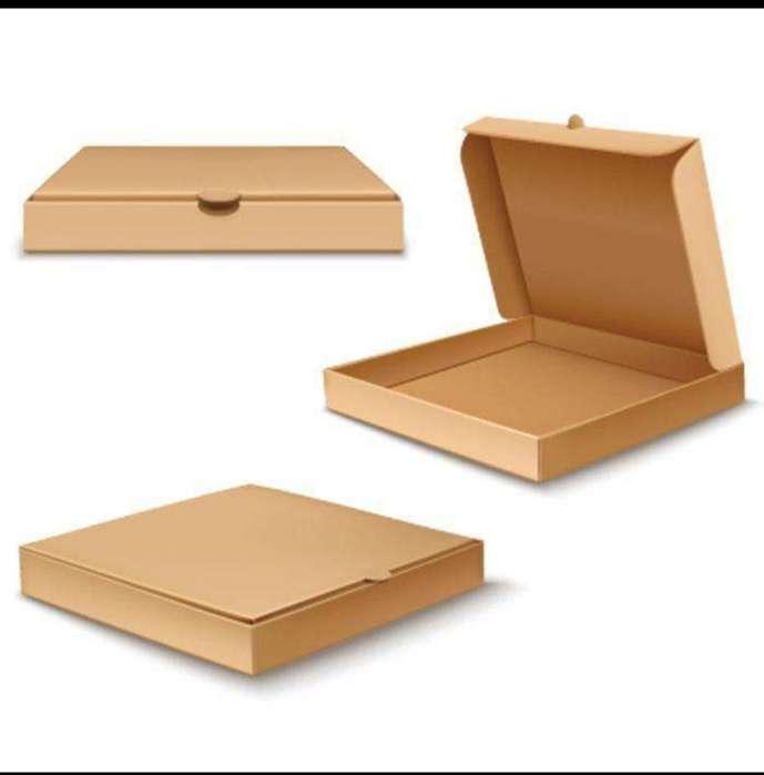 Cajas para Pizza Microcorrugadas