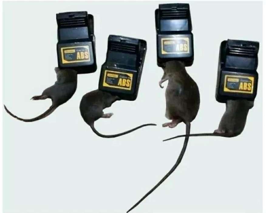 Trampas Infalibles para Ratas X Cuatro