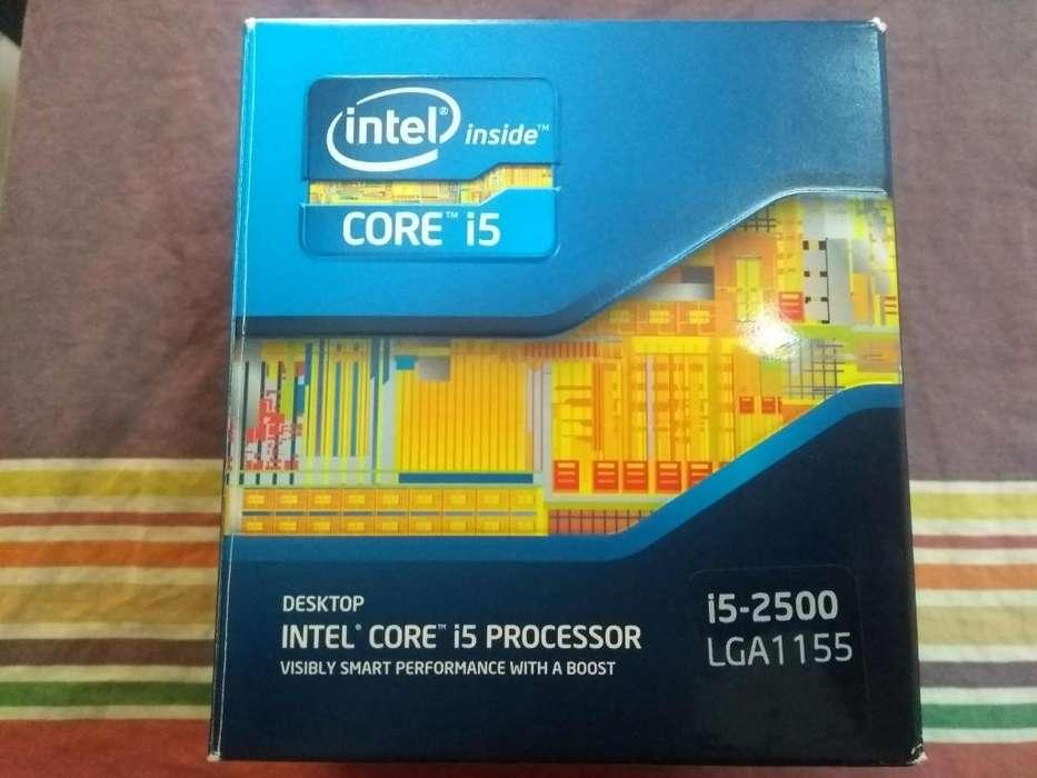 Procesador Intel Core i5 2500