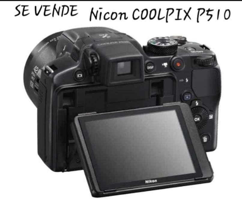 Camara Nikon Colpix