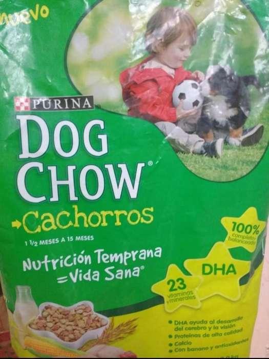 Dog Chow Cachorros 8 Kg