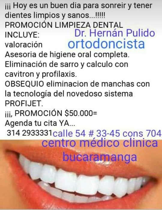 Limpieza Dental Y Eliminación de Manchas