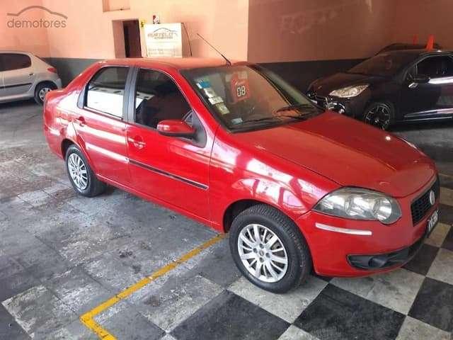 FIAT SIENA 1.4 FIRE AA GNC 2008