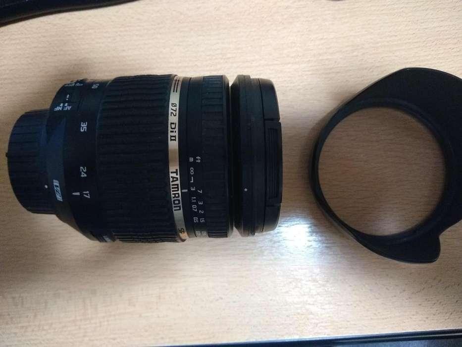 Tamron 17 -50 Sp F 2,8 - Montura Nikon