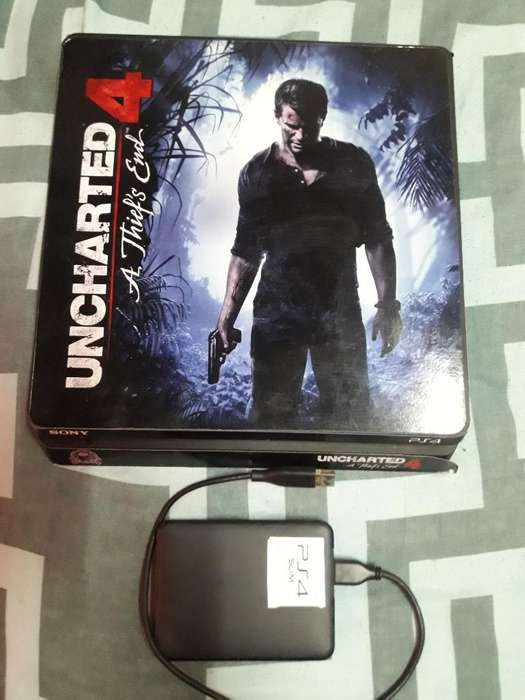 Vendo Ps4 Completa