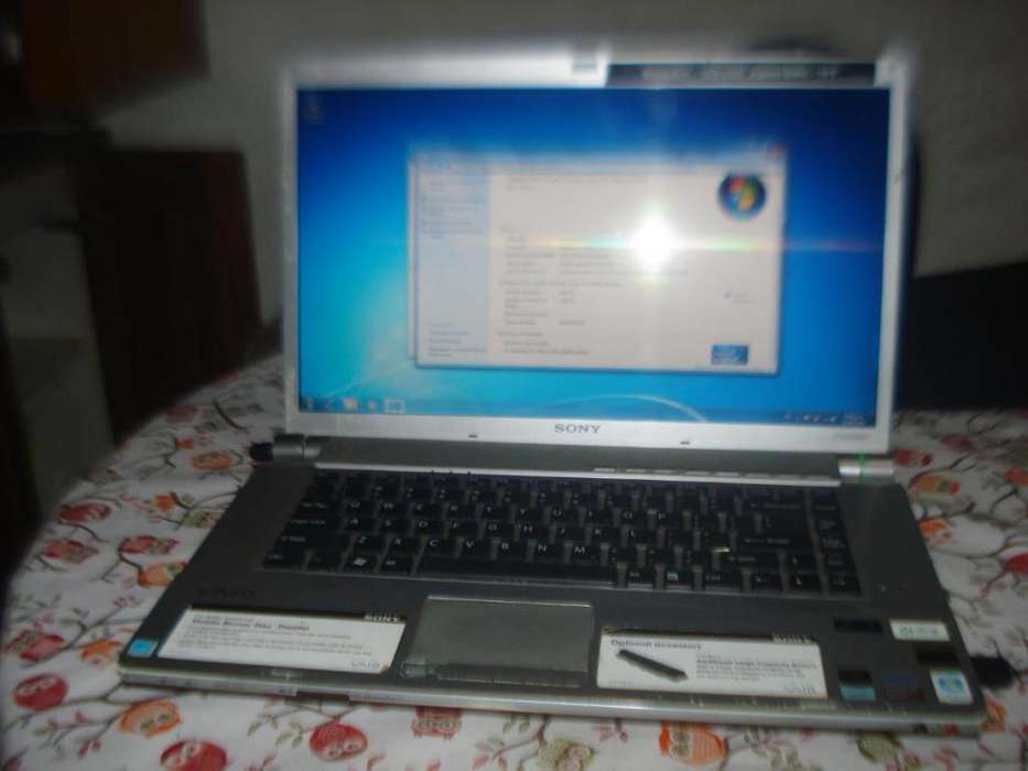 Notebook Sony Vaio Pcg 3b2l Ram 4gb Core Dos Duo Carg,origin