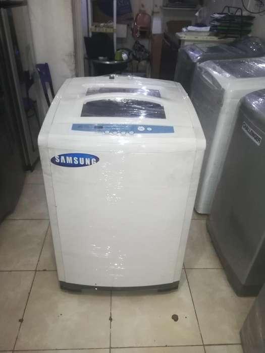 Lavadora de 30 Libras, Samsung , Blanca