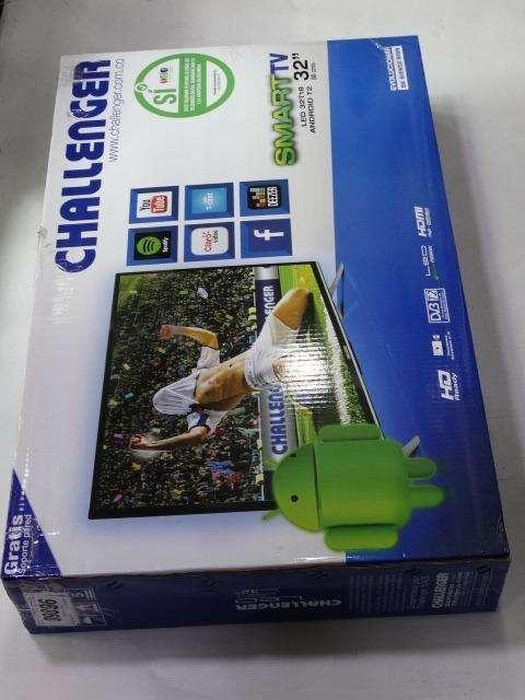 Tv Challenger Smart 32