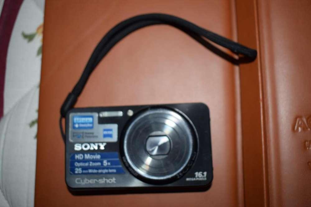 Cámara Digital Sony 16.1 Megapixeles