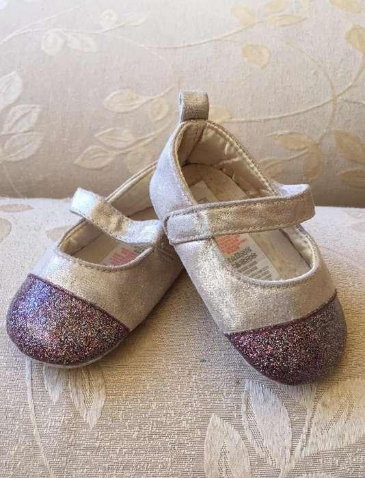Zapatos de Bebe Talla 9-12 Meses