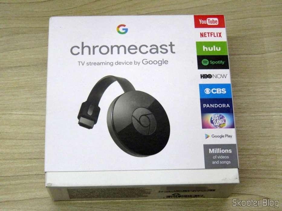 Chromecast Convertidor Smart Tv Reproduc