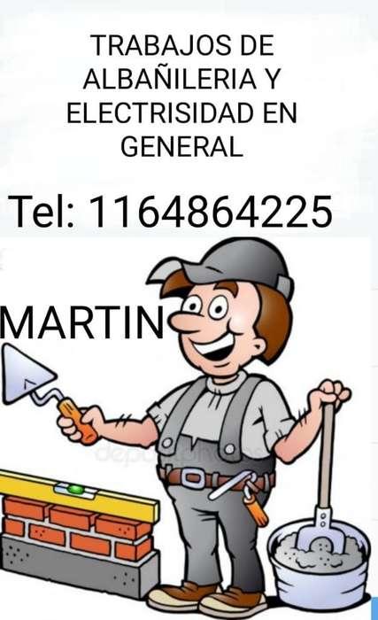 Albanil Oficial