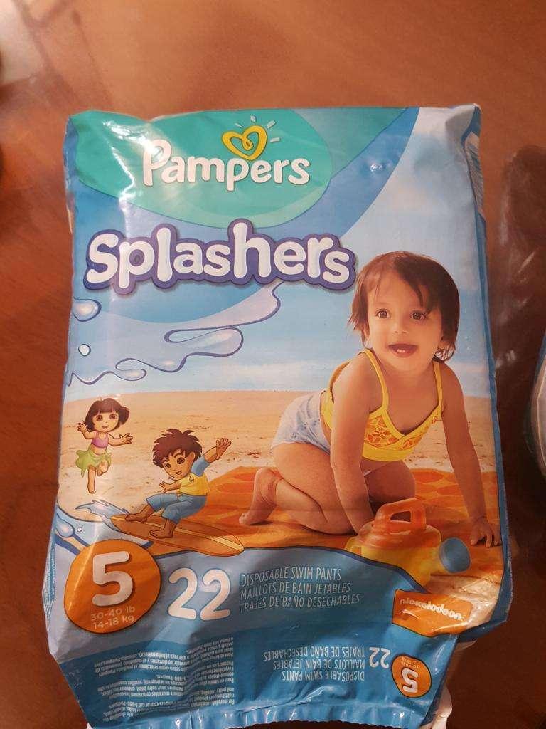 Pañales para El Agua Pampers Splashers