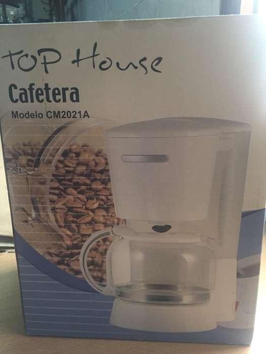 Cafetera Usada