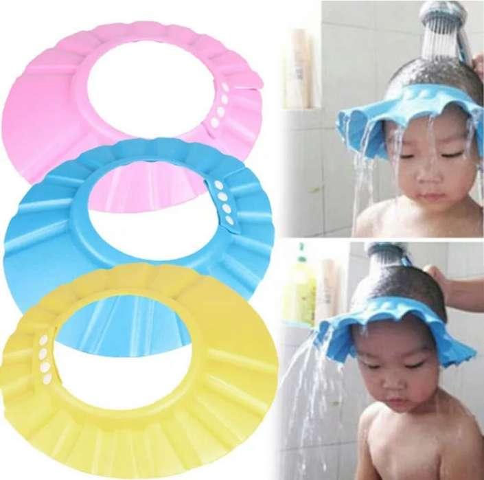 Gorro para Baño de Bebé, No Más Lágrimas