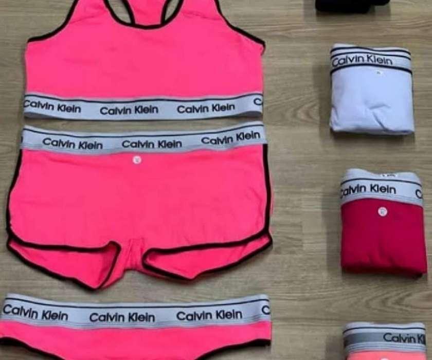 Tríos de Ropa Interior Calvin Klein