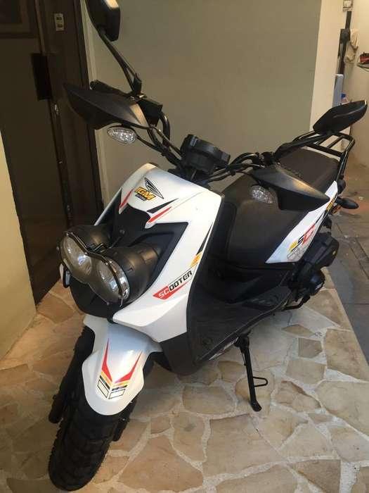 Vendo <strong>motoneta</strong> IGM ao 2018