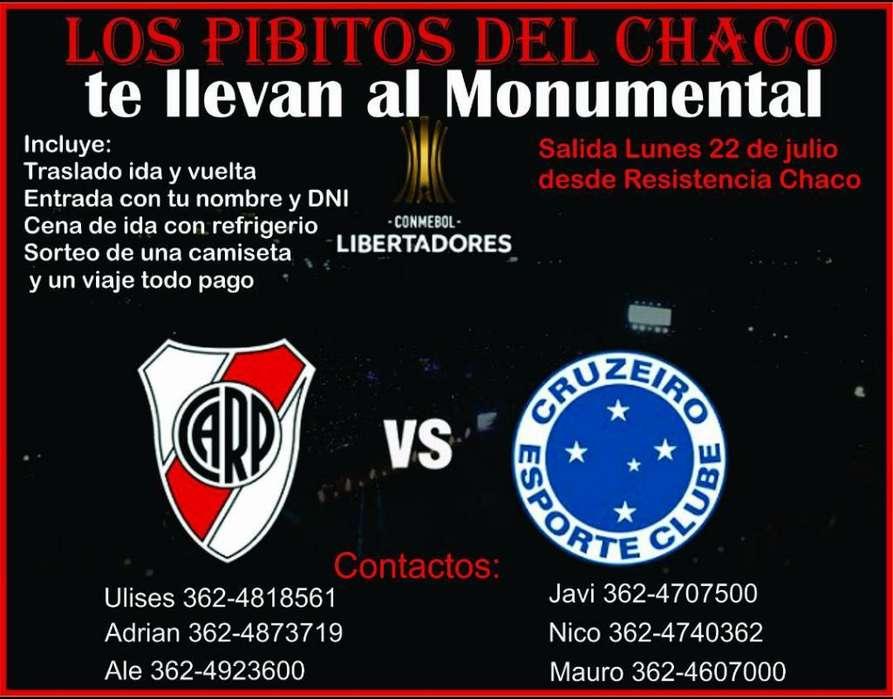 River en Libertadores
