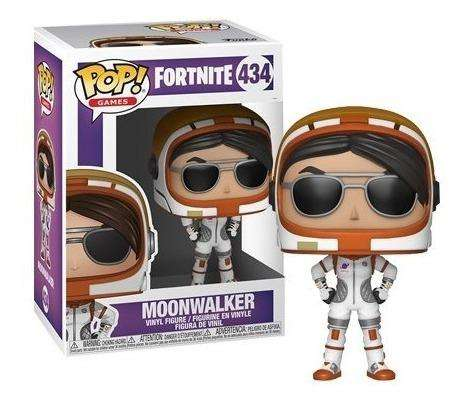 MUÑECOS POP GAMES ORIGINALES ANT-MAN TRICERA OPS MOONWALKER