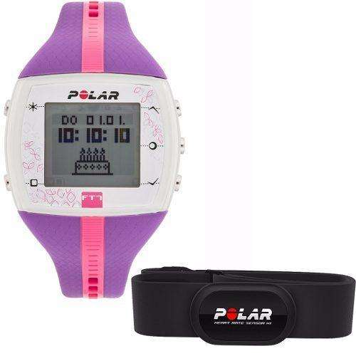 venden reloj Polar FT7 con banda y sensor de frecuencia cardíaca