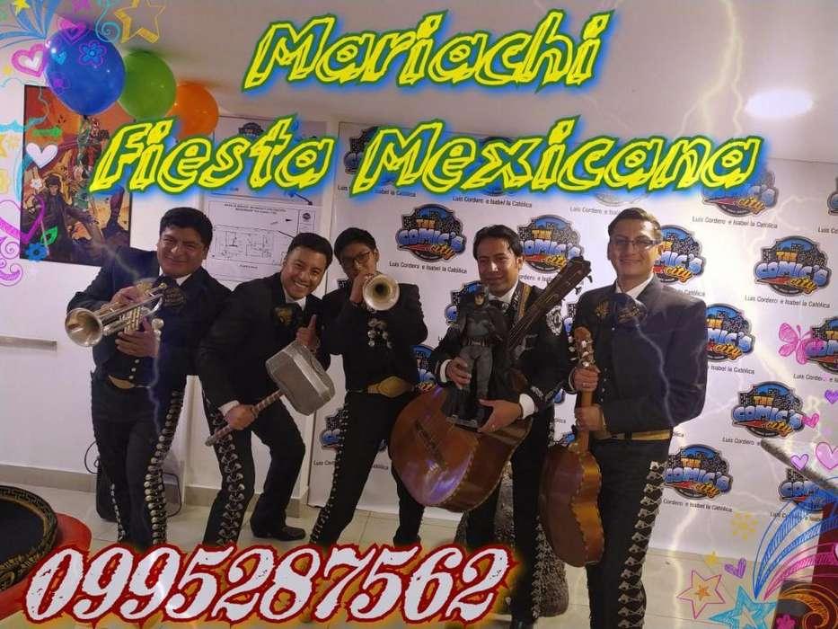 Mariachi en Nayon Zambiza Llano Chico