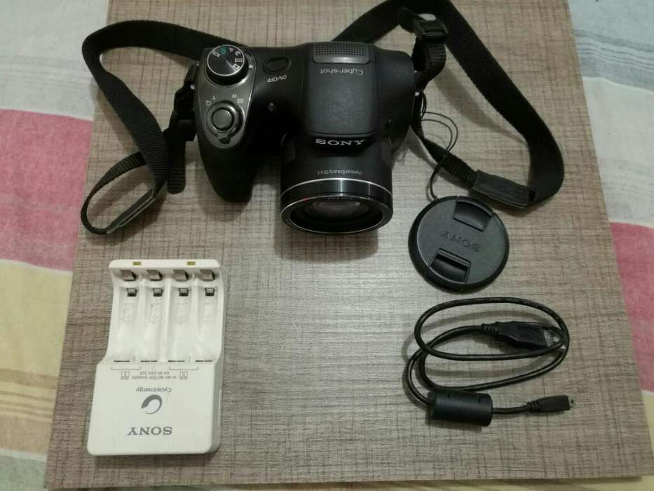 Camara Sony Semipro H300