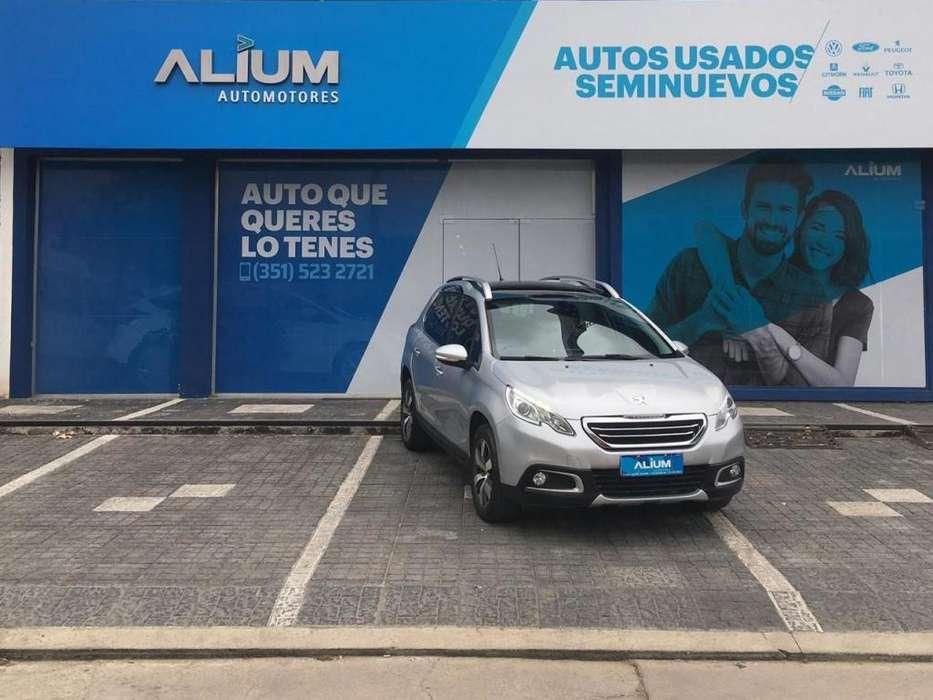 Peugeot 2008 2017 - 41500 km