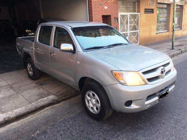 <strong>toyota</strong> Hilux 2007 - 139000 km