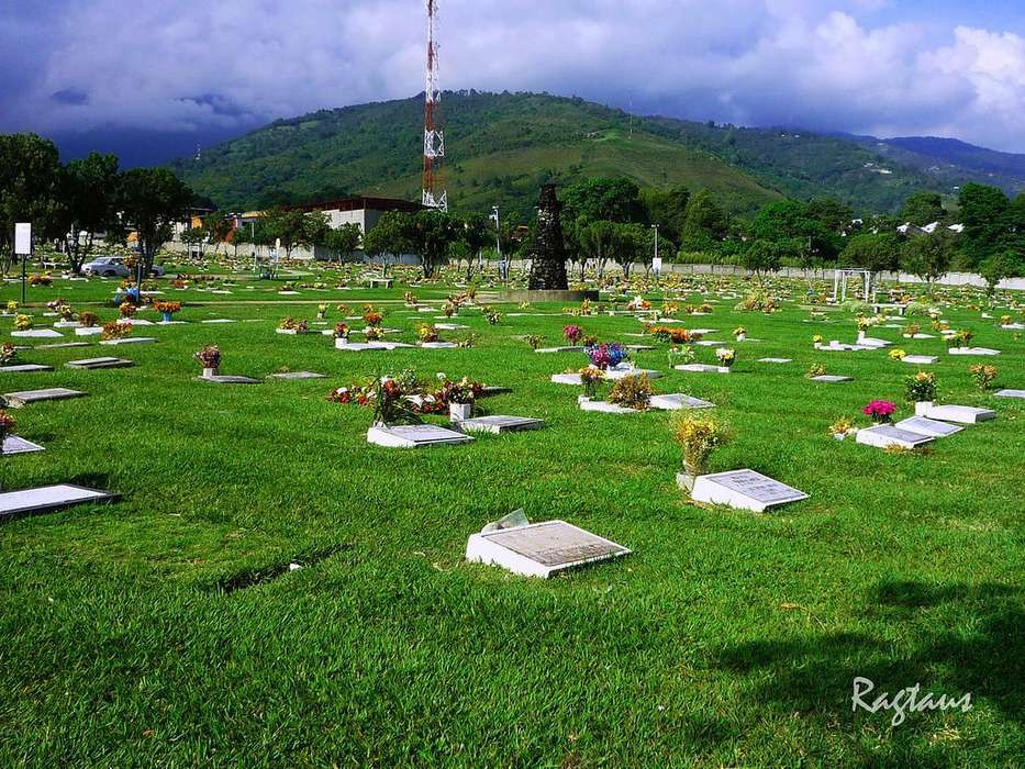 lotes En Cementerio La Inmaculada *triples* 12,500,000 CON SERVICIOS PAGOS