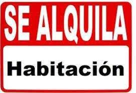 ALQUILO HABITACIÓN EN TARAPACÁ