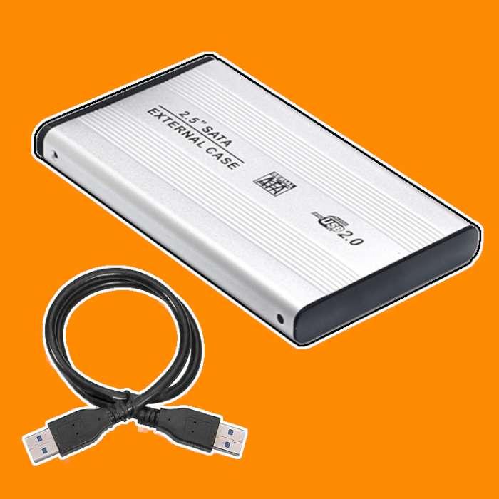 Carcasa Case Enclosure Disco Duro Laptop Hdd Usb 2.0