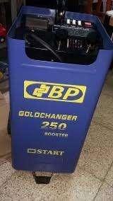 CARGADOR DE BATERIAS GOLDCHANGER 250 MARCA BP