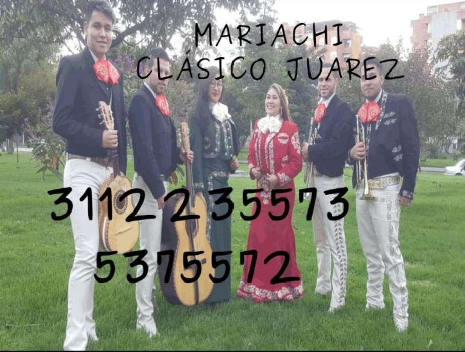 Mariachi Clásico Juárez Serenata 150.000