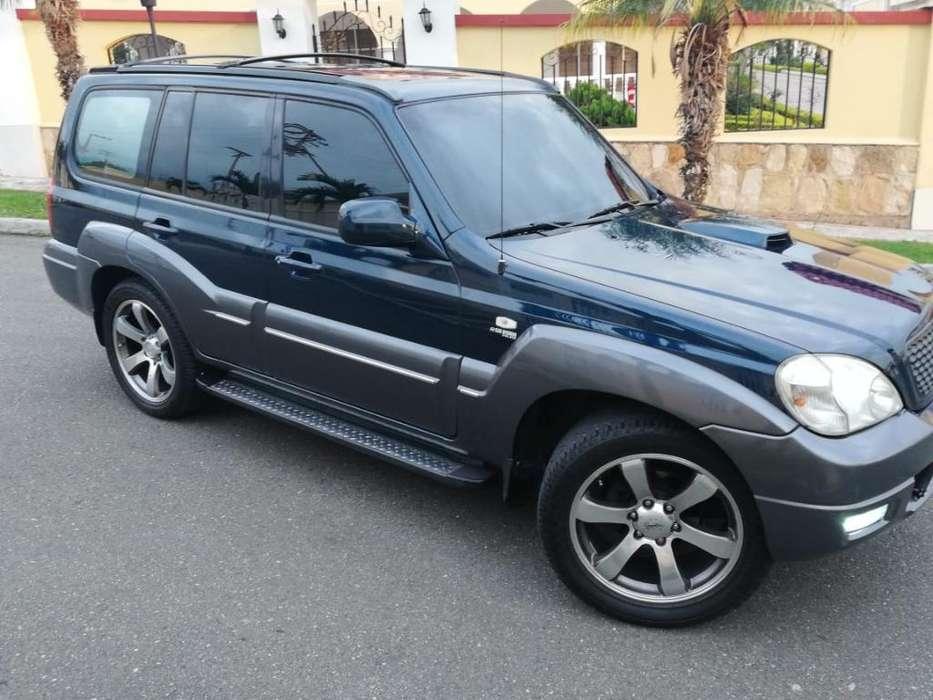 Hyundai Terracan  2005 - 160000 km