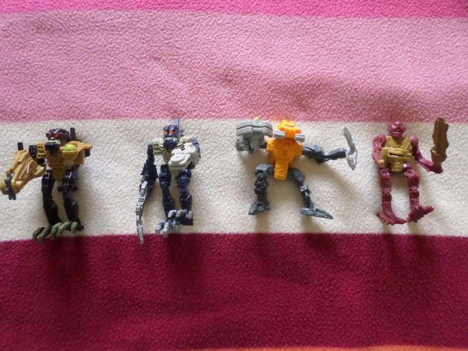 Colección LEGO Bionicle 2006 (Leer Descripción)