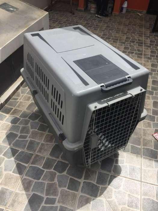 REMATE Jaula de perro mediano viajes