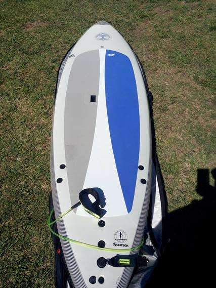 Sup Surf Suntech Completo