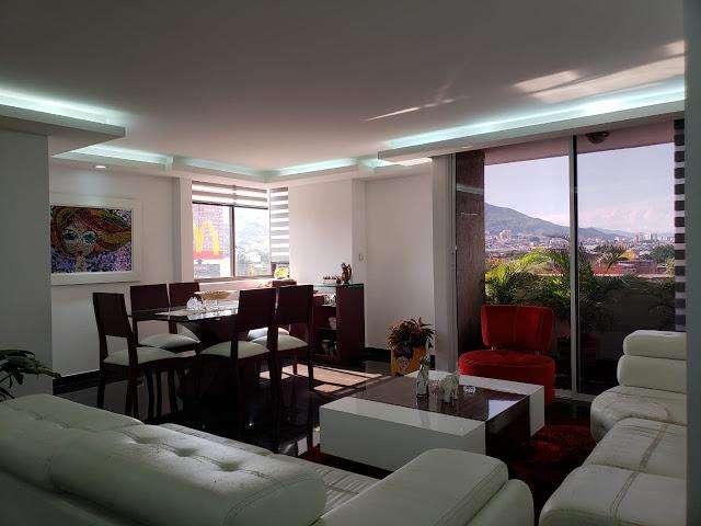 VENTA DE <strong>apartamento</strong> EN LOS CAMBULOS SUR CALI 654-299