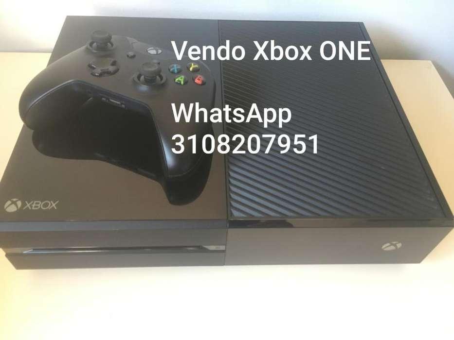 Vendo Xbox One. Perfecto Estado
