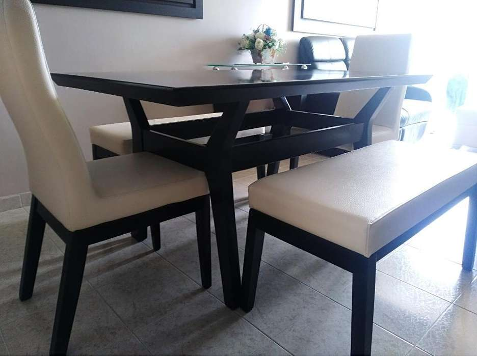Sala Y <strong>comedor</strong> Y Reclinomati Doble