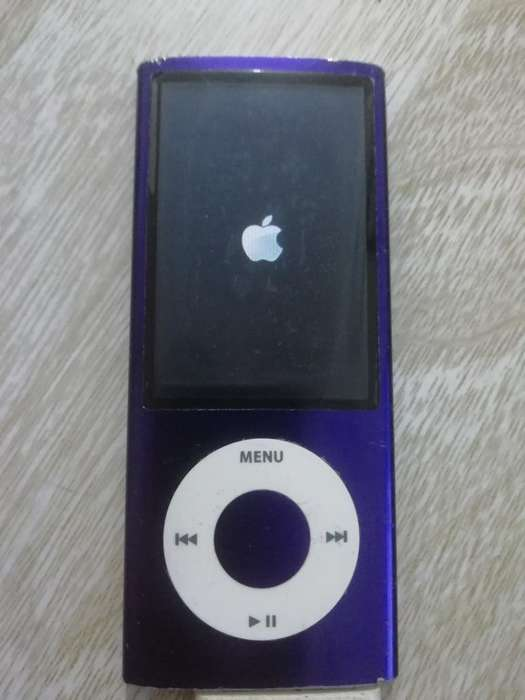 <strong>ipod</strong> Nano 5g Azul 8gb