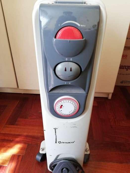 Vendo Calefactor marca Imaco