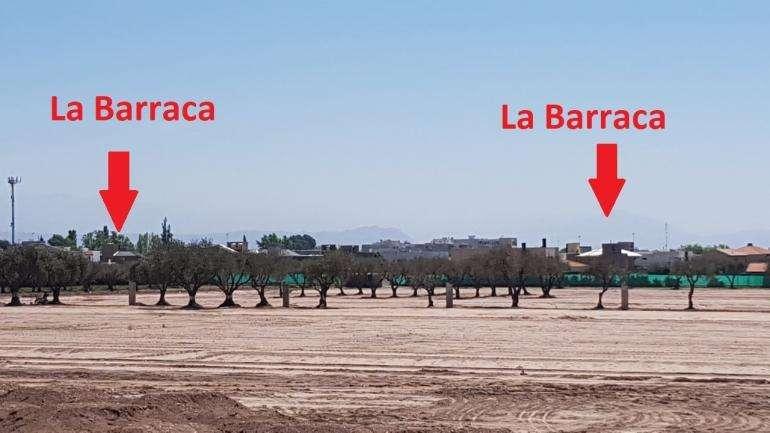 Pre Venta Lotes Inmejorable ubicación, detras de La Barraca y en frente del Club de Campo Mendoza.