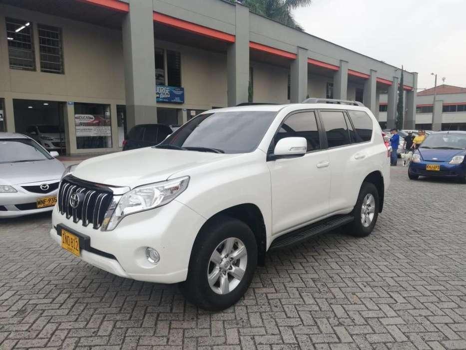 Toyota Prado 2015 - 62000 km