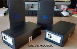 Samsung S8 Midnight Black  Auriculares Akg  Funda / NUEVO