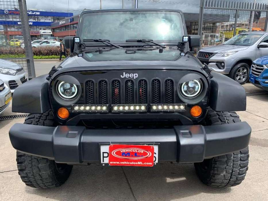 <strong>jeep</strong> Wrangler 2007 - 56991 km