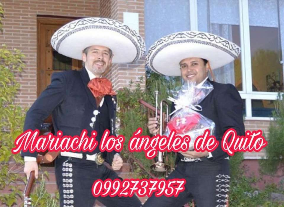 Mariachis en Quito Diferente 0992737957