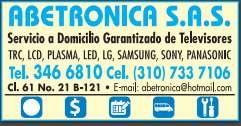 REPARACIÓN DE TELEVISORES LED OLED TEL. 3466810